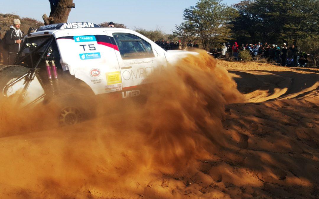 Toyota Dessert Race Botswana