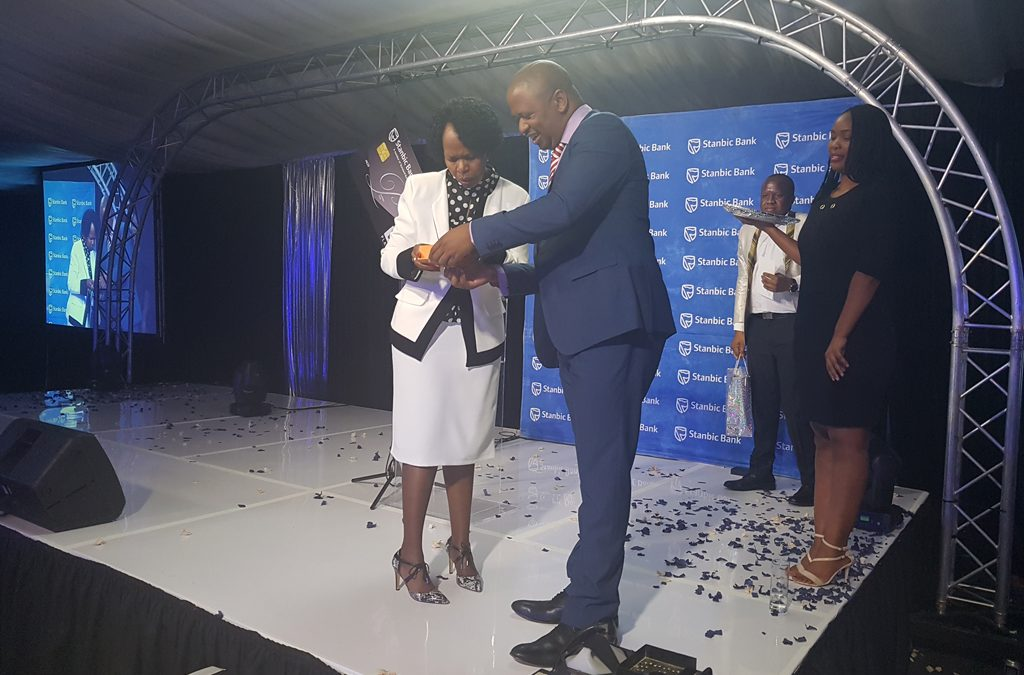 Stanbic Platinum card  launch event – 3G Mobile Botswana