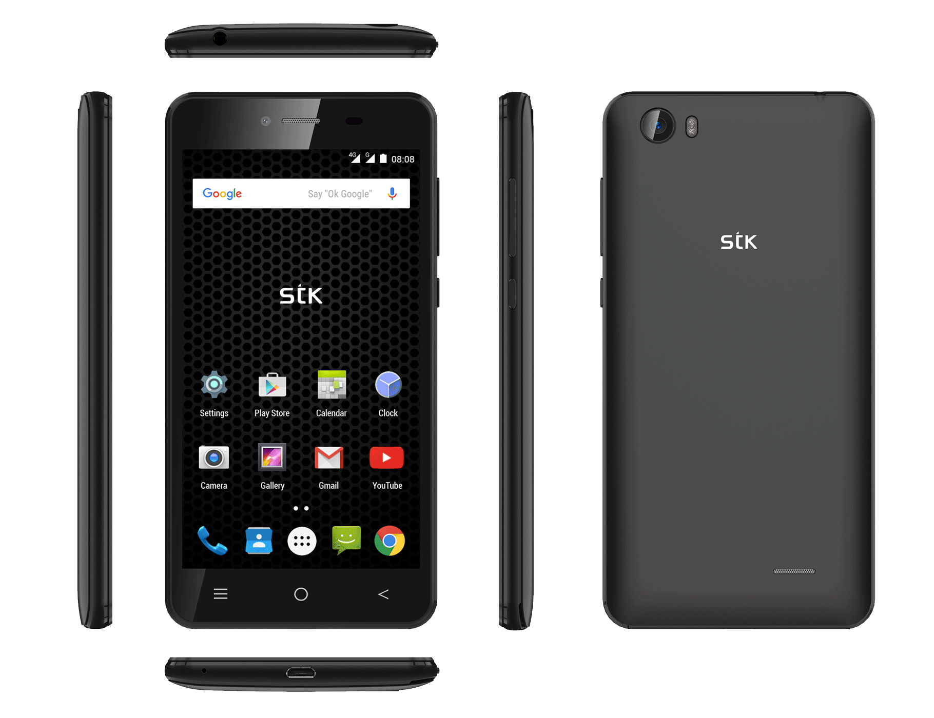 Stk Smartphone Distributors Into Africa 3g Mobile