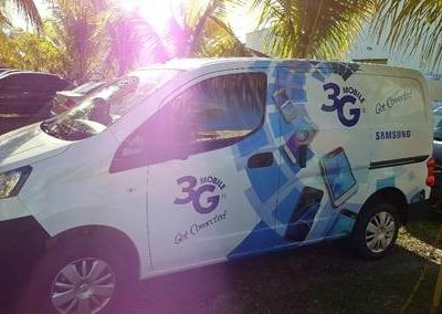 3G MOBILE VAN MAURITIUS