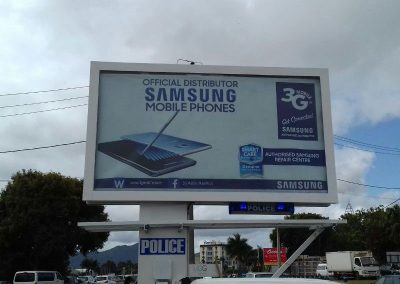 SCROLLING BILLBOARD
