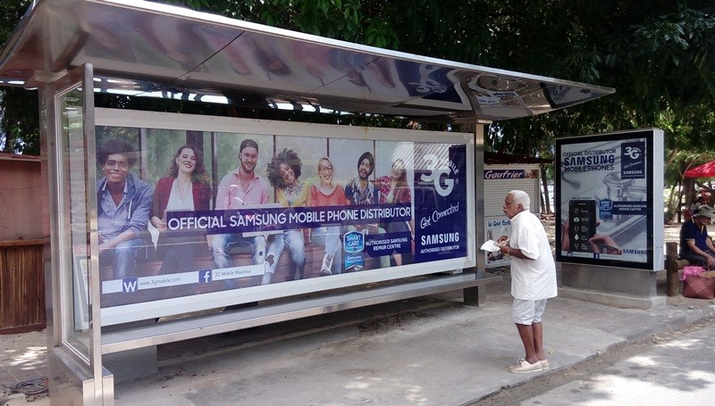 Mauritius Advertising Campaign